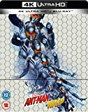 Ant-Man and the Wasp - 4K Ultra HD (Includes Standard Blu Ray) Steelbook [Region Free]