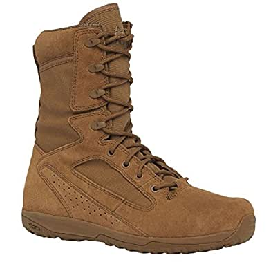 Tactical Research Belleville TR511 Mini-Mil Transition Boot, Coyote Brown, 6