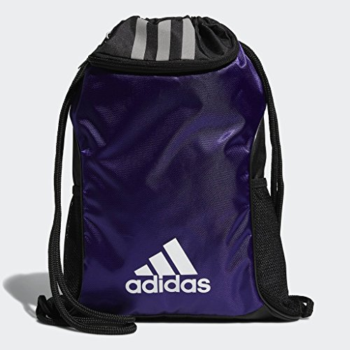 adidas Team Issue Ii Sackpack, Collegiate Purple, One Size