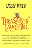 The Larry Wilde Treasury of Laughter, Larry Wilde, 0945040016