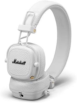 Marshall Cuffia Major III Bluetooth, Bianco