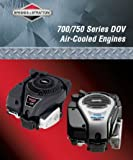 Briggs & Stratton 700 / 750 Series DOV 277527 Repair Manual On CD