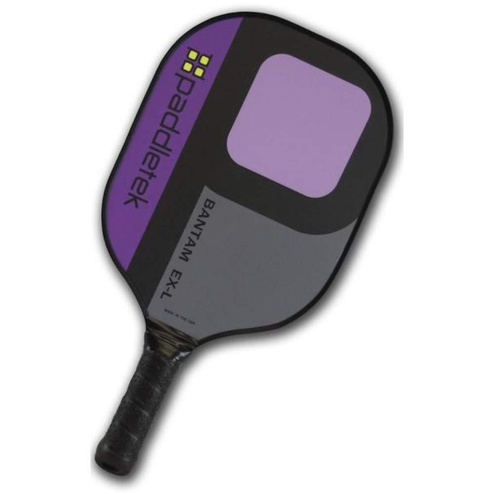 Paddletek Bantam EX-L Pickleball Paddle, Lavender/Purple by Paddletek