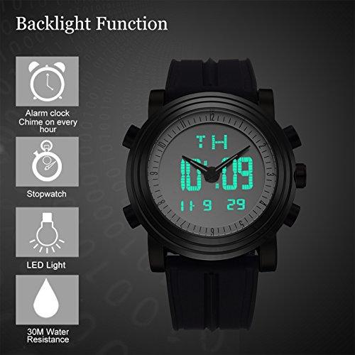 Buy analog and digital watch