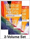 Medical-Surgical Nursing: Concepts for Interprofessional Collaborative Care, 2-Volume Set, 9e