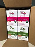 SOLLO Weight Loss And Detox Coffee Pods Mix Pack Compatible With 2.0 K-Cup Keurig Brewers, Slimming, Diet, Slim, Cleaning 100% Arabica coffee, Organic by USDA, 4 X 24 K-cup Count, Total 96 Cups