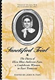 Sanctified Trial, Eliza Rhea Fain, 1572333138