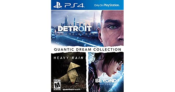 Amazon.com: Quantic Dream Collection - PlayStation 4: Sony ...