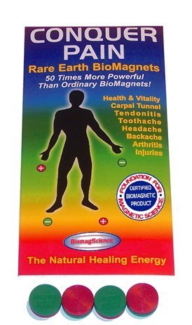 Pain Relief and Vitality - Advanced Biomagnetic Pain Relief & Vitality Therapy Kit
