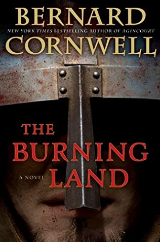 book cover of The Burning Land