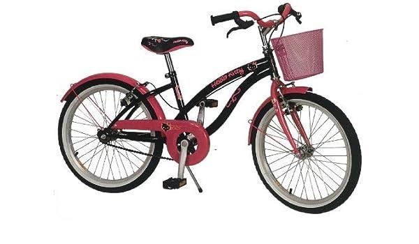 Hello Kitty 20 pulgadas bicicletas: Amazon.es: Deportes y aire libre