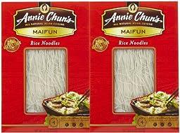Annie Chun\'s Maifun Rice Noodles, 8 oz, 2 pk