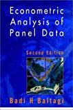 img - for Econometric Analysis of Panel Data book / textbook / text book