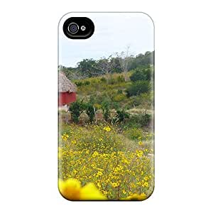 New Tpu Hard Case Premium Iphone 4/4s Skin Case Cover(caba A Ecoturistica)