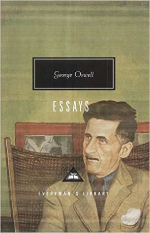 Image result for Orwell essays everyman