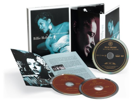 Ultimate Collection Billie Holiday by Hip-O Records