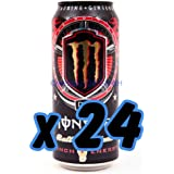 Monster Energy Drink, Ballers Blend Dub, 16-Ounce Cans (Pack of 24)