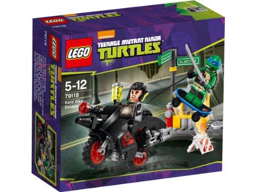 Bike Getaway Lego Mutant Ninja Turtles Spicy (Lego 79118) (Lego Vending Machine)