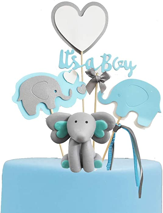 Top 9 Baby Shower Cake Decor