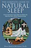 The Complete Guide to Natural Sleep, Dian Dincin Buchman, 0517222388