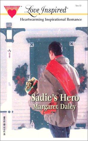 book cover of Sadie\'s Hero