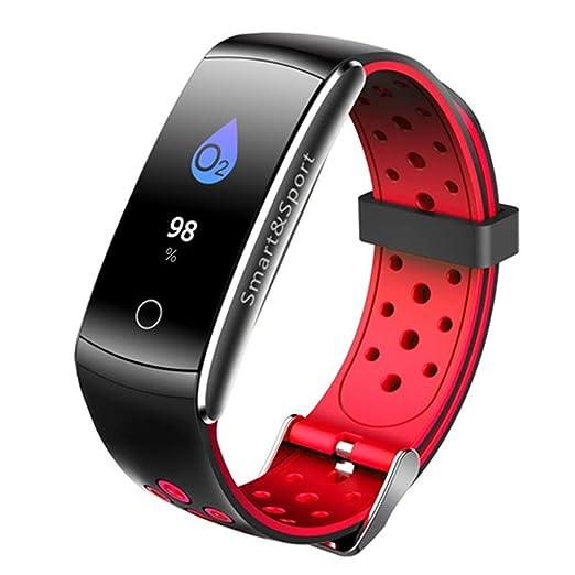 DWEMM Smart Watch, Z11C Bluetooth Fitness Watch Heart Rate Llamada ...