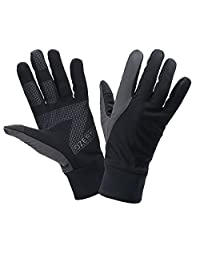 OZERO Womens Winter Warm Gloves Touch Screen Fingertips for Cycling Running