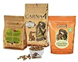 CARNA4 Hand Crafted Dog Food (3lb + biscits) For Sale