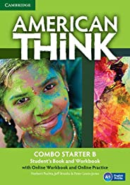 American Think - Starter - Combo B With Online Workbook and Online Practice