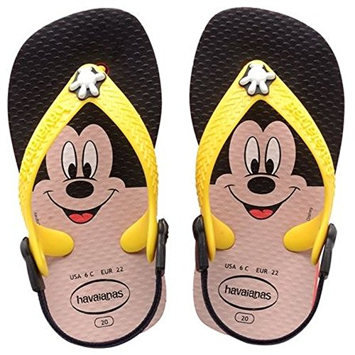 red Para Chanclas Havaianas yellow Niños Unisex Multicolor xq1TRwg0U