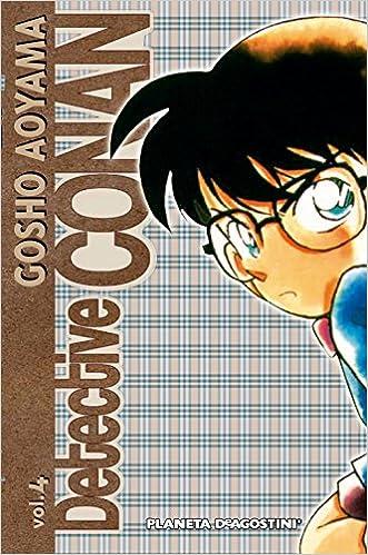 Detective Conan Nº 04 (nueva Edición) por Gosho Aoyama
