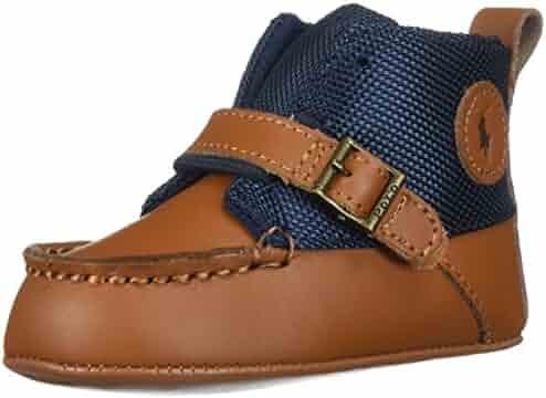 Ralph Lauren Layette Kids' Ranger Hi Tan Boot
