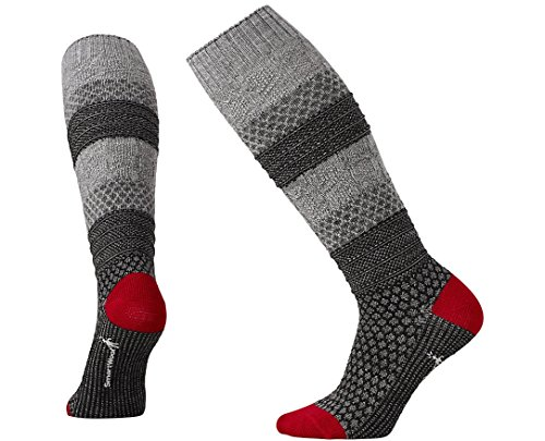 Smartwool Women's Popcorn Cable Knee High Socks Small