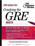 Cracking the GRE Math, Steven A. Leduc, 0375753990