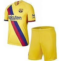 Camiseta de Fútbol Personalizada Hombres Niños Juventud Conjunto de Calcetines Cortos de Camiseta de Fútbol 2019-2020 (Local/Visitante) Cualquier Nombre y Número