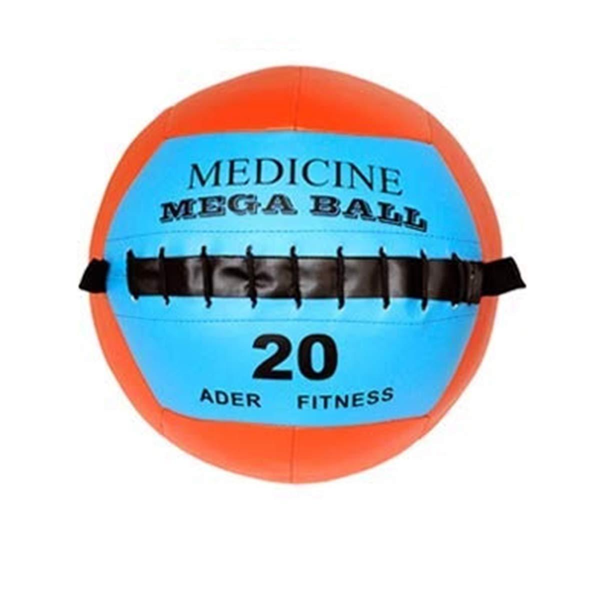 Ader 2lb-30lb Soft Mega Medicine Balls (20lb)