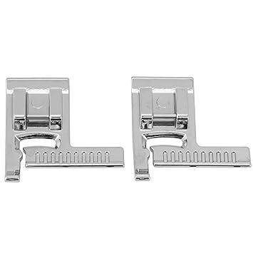Multifunción Home máquina de coser eléctrica prensatelas cinta métrica regla: Amazon.es: Hogar