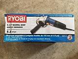 Best Ryobi Angle Grinders - Ryobi 4-1/2 Inch Barrel Grip Angle Grinder AG403 Review