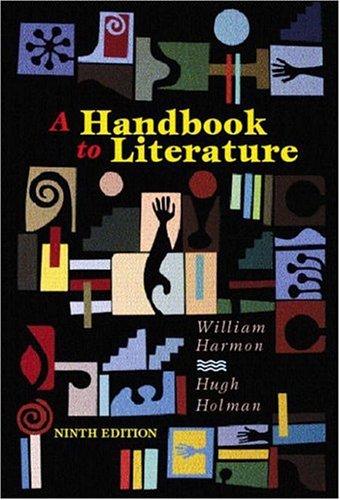 A Handbook to Literature