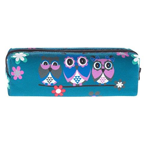Kukubird Capuche Blue Owls Éléphant Uni Three Plumier Floral École Printemps Tribal À Design Eté Impression w0raAxq01