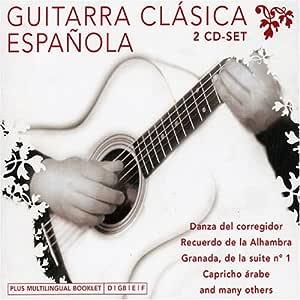 Guitarra Clasica Española 2: Various: Amazon.es: Música