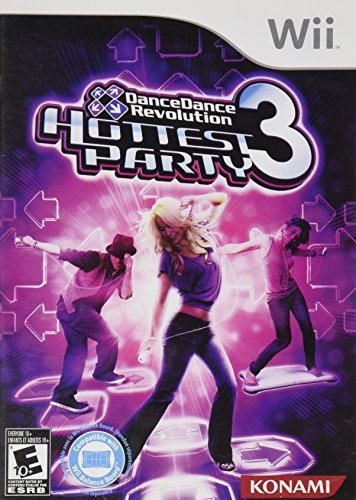 (Dance Dance Revolution Hottest Party 3 Game)