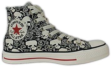 All Stars Schuhe Converse Chucks Star Flowers Hi Damen