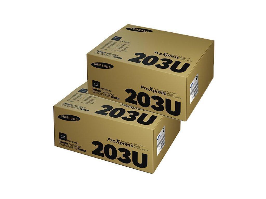 Samsung MLT-D203U, Confezione singola Toner, Nero Samsung Printing SU916A Cartucce Cartucceperstampantiefax