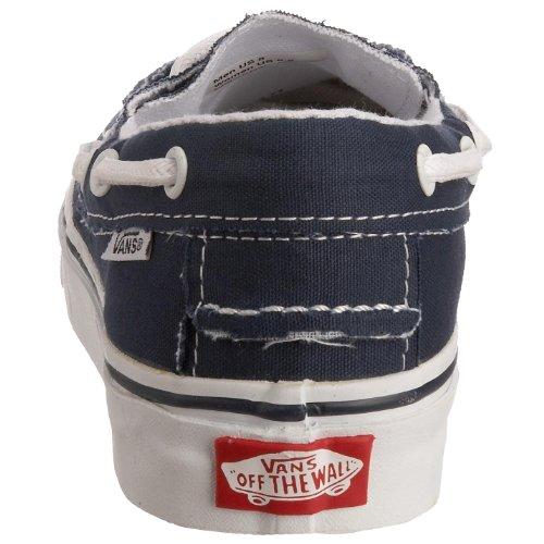 Furgoni Unisex Zapato Del Barco Comfort Scarpe Da Barca Navy True White
