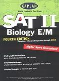 Kaplan SAT II, Kaplan Publishing Staff, 0743205324