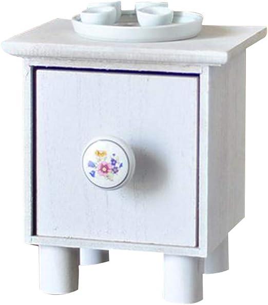 CLIUS Juego de Mesa de té con Accesorios para fotografía, diseño ...