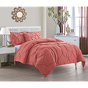 517SH0GVHwL._SS300_ Coral Bedding Sets and Coral Comforters