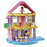 Fisher-Price My First Dollhouse - African American