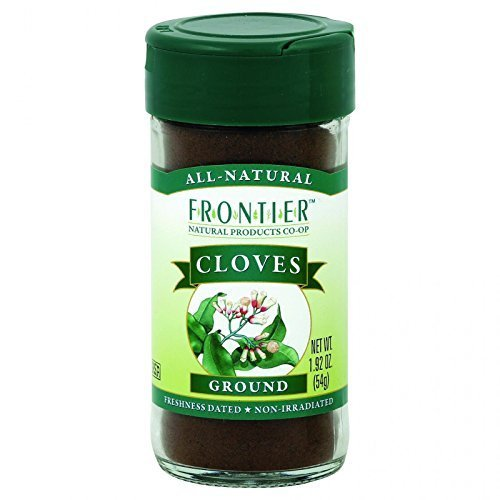 Price comparison product image Frontier Herb Ground Clove, 1.92 Ounce - 6 per case